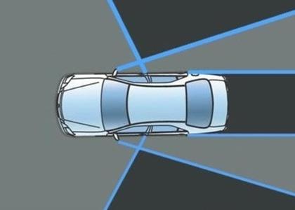 每一位新手陪驾学员开车时都要注意汽车盲区